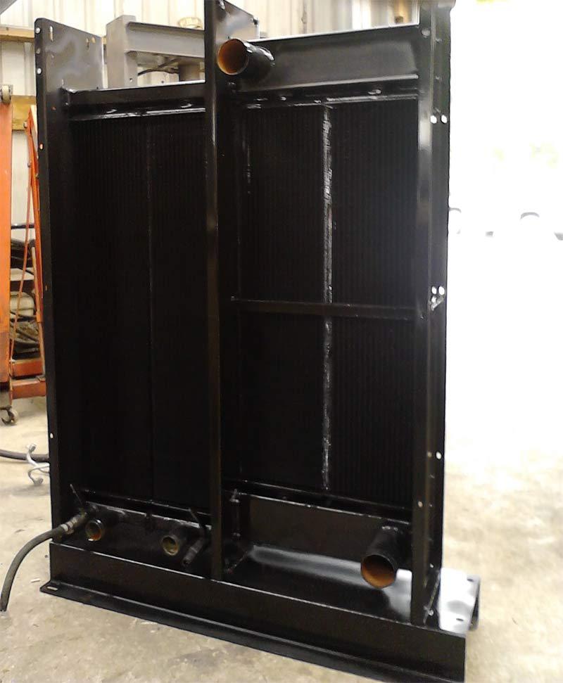 pukekohe radiators, Generator Radiator Repair