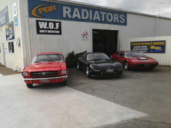 Pukekohe Batteries and Radiators, car radiator repair shop